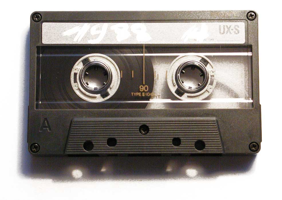 poll do you still have a cassette tape player