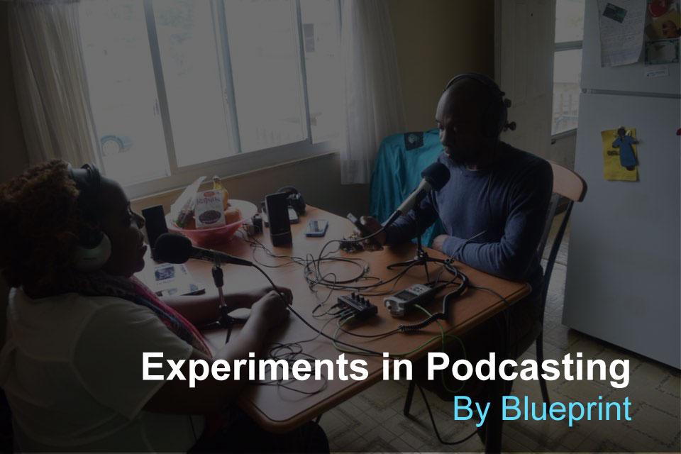 experimentsinpodcasting