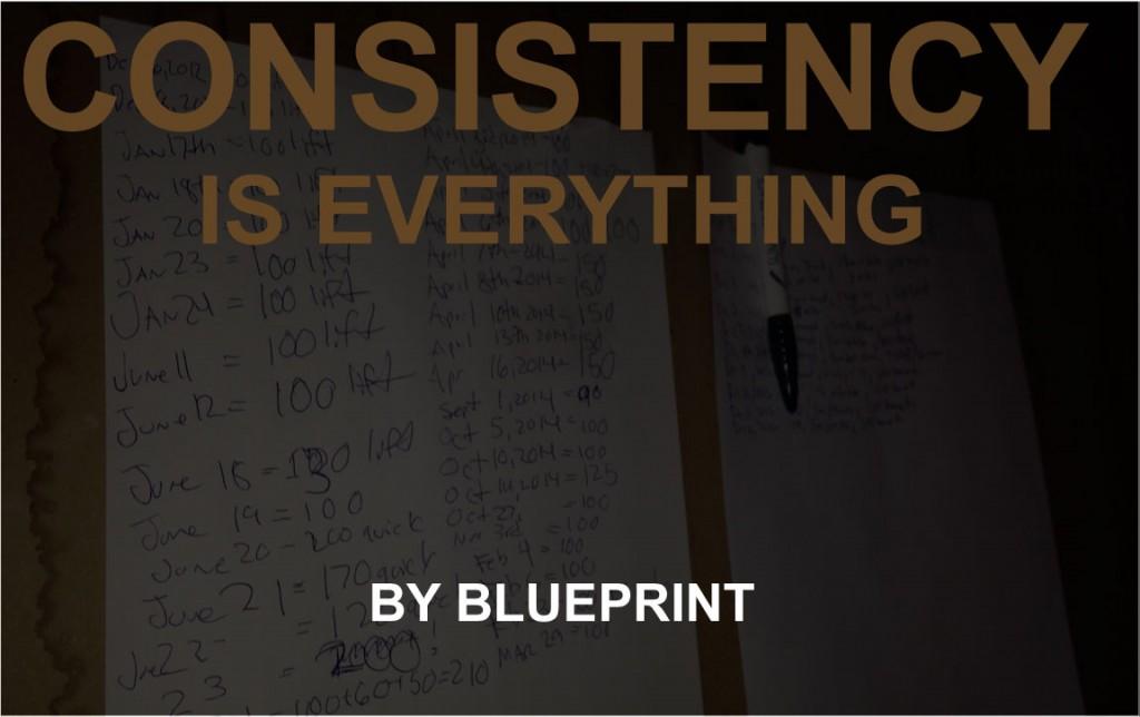 consistencyiseverything