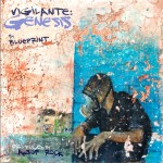 Blueprint 'Vigilante Genesis' Cover (Final Draft)