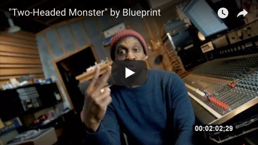 The two headed monster music video is here printmatic blueprint rapperproducerauthorfilmaker instagram twitter youtube my new album two headed monster will be out may 22nd 2018 malvernweather Images
